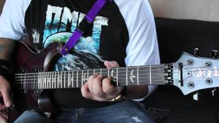 Between the Buried and Me – Telos (Dustie Waring guitar playthrough)