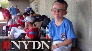9-year-old Bat Boy Hit in Head Dies From Injuries