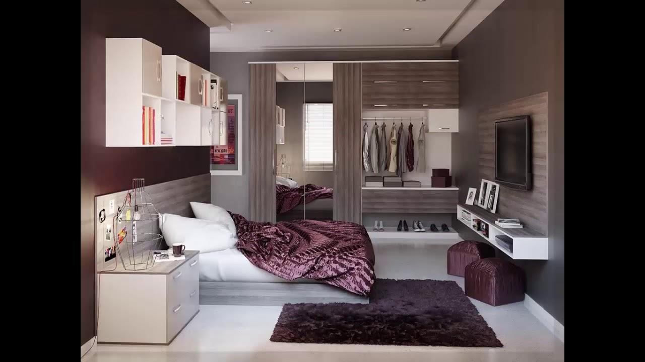 moderne schlafzimmer design bilder youtube. Black Bedroom Furniture Sets. Home Design Ideas
