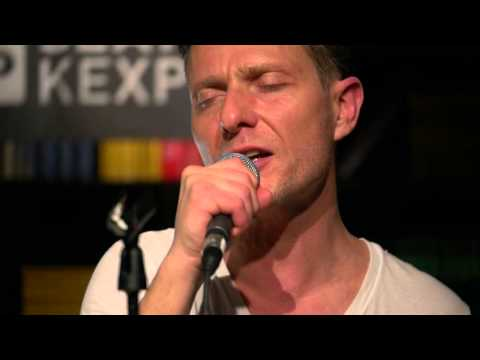 GusGus - Full Performance (Live on KEXP)