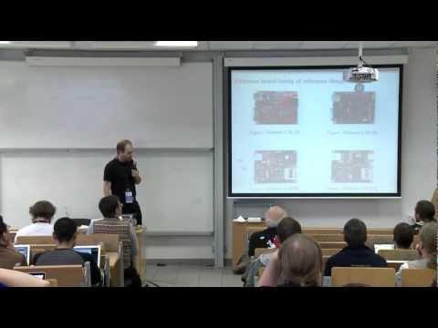 Runing BSD-licensed Software on BSD-licensed Hardware - Marius Strobl, EuroBSDcon 2012