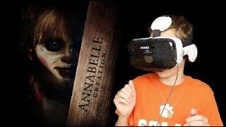 Annabelle Creation VR | Just Jake