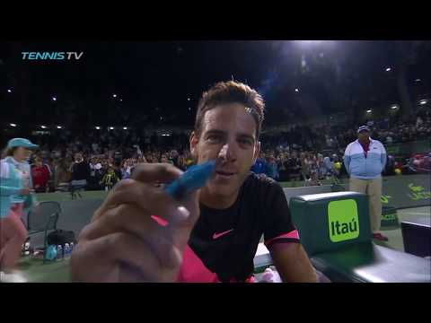 Funniest Moments & Fails from March: 2018 ATP Season