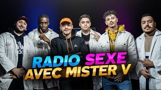 RADIO S*XE IRL, NOUS RECEVONS L'INCROYABLE MISTER V