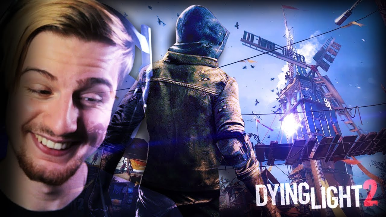 DYING LIGHT 2 ANNOUNCED?! OH YES! || Dying Light 2 (Trailer/ Gameplay Reaction) thumbnail