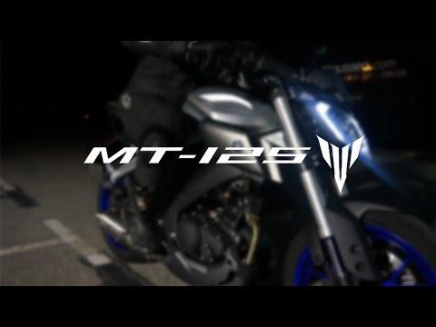 The Yamaha MT-125