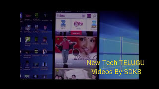 """Live Tv Channels New App All Android Mobile phones """"NEW TECH TELUGU VIDEOS"""""""