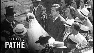 The Astor Wedding (1934)