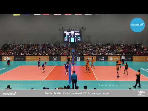 LIVE from MiTEC  - Women's Volleyball - Phillippines vs Malaysia