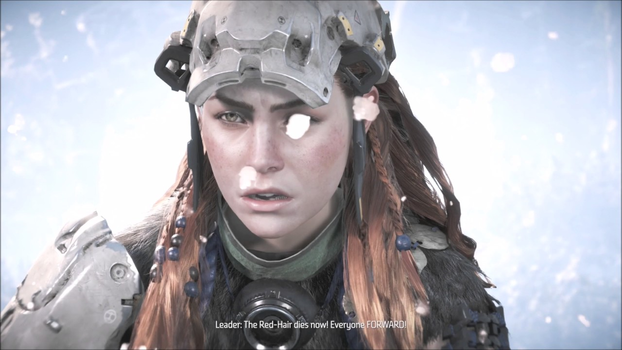 Horizon Zero Dawn Defeat the Attackers the Proving Quest - YouTube
