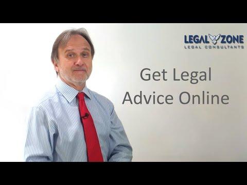 Get Legal Advice Online