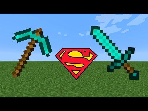 Майнкрафт (Minecraft) Супер инструменты