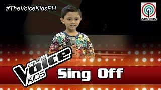 "The Voice Kids Philippines 2016 Sing-Off Performance: ""Natatawa Ako"" by Ian"