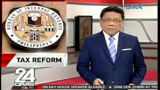 24 ORAS: Tax Reform for Acceleration and Inclusion (TRAIN)