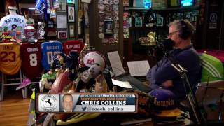 Chris Collins on Julia Louis Dreyfus' Son Playing at NW (3/6/17)