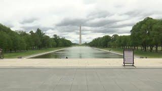 华盛顿进入紧急状态直到就职典礼四天后 - YouTube
