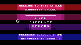 Atari STe - High Fidelity Dreams