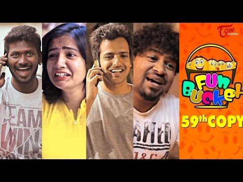 Fun Bucket | 59th Copy | Funny Videos | by Harsha Annavarapu | #TeluguComedyWebSeries