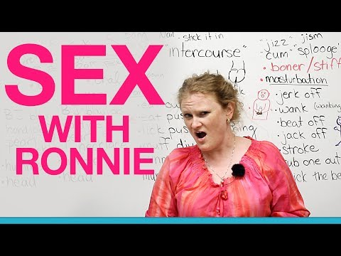 SEX with Ronnie!