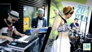 Crush Alexandra Ungureanu - I Need You More (Live la Radio ZU)