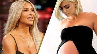 Kim Kardashian FINALLY Responds to Kylie Jenner Surrogate Rumors