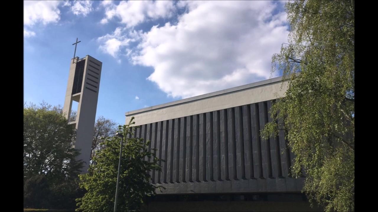 Duisburg Grossenbaum Nrw Ev Luth Versohnungskirche Vollgelaut Youtube