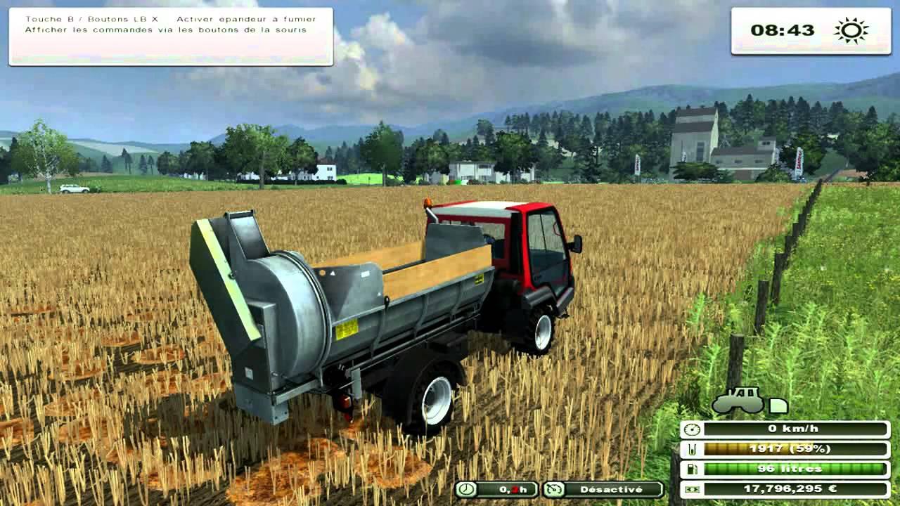 скачать длс linder unitrac для фарминг симулятор 2013