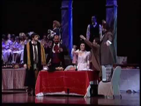 """Bangkok Opera's """"La Boheme"""" - ACT II - live"""
