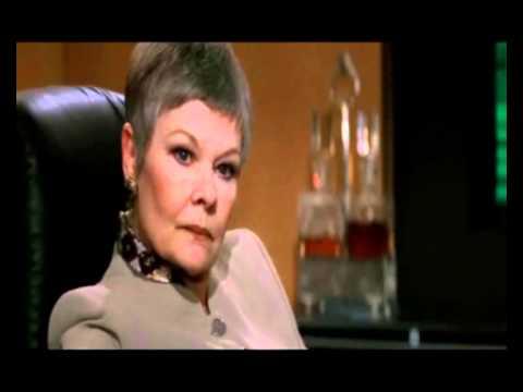 James Bond - Goldeneye (M scene)