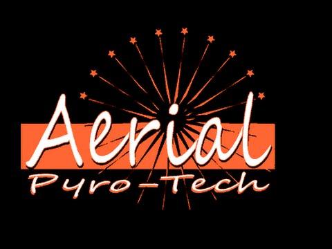 Aerial Pyro-Tech Demo