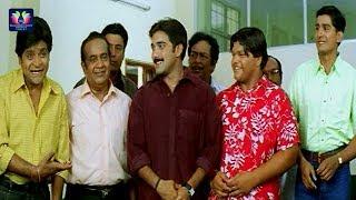 Ali And Tarun Funny Comedy Scene Ninne Ishtapaddanu Movie    Telugu Comedy Scenes    TFC Comedy