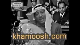 عوض دوخي - انا فى انتظارك من أغاني ام كلثوم khamoosh.com كلمات بيرم التونسي - الحان زكريا احمد