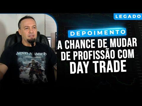 A chance de mudar de profissão com o Day Trade | Série Trader de Sucesso