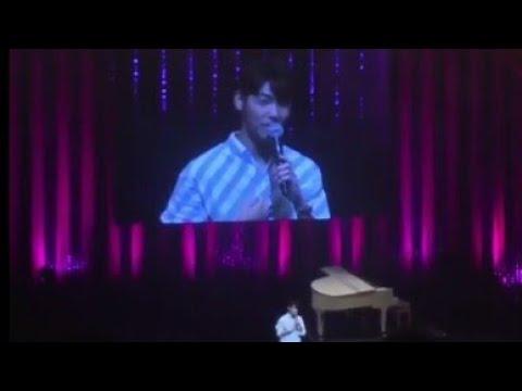19.07.18 Kang Min Hyuk Solo Fanmeeting 2018 In Japan ~ See You Again ~ @ Orix Theater Osaka