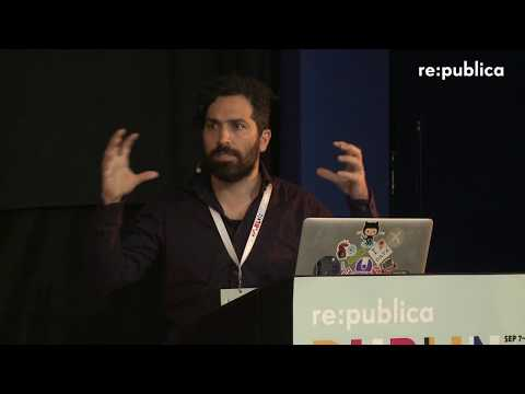 re:connecting Europe 2017 – AudioSpatial Storytelling & Speculative Tourism on YouTube