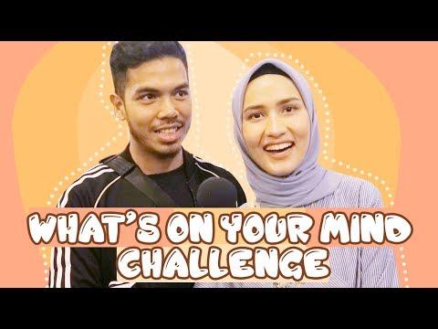 What's On Your Mind : Jawaban Romantis Putra Untuk Dwi Handa
