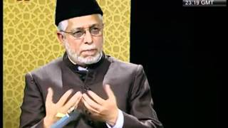 Hadrat Mirza sahib's (as) respect for Jesus (as)-persented by khalid Qadiani.flv