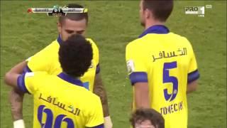 """كرة عربيةرياضة  أيالا يفتتح مشواره مع النصر السعودي بهدف """"من أول لمسة"""""""