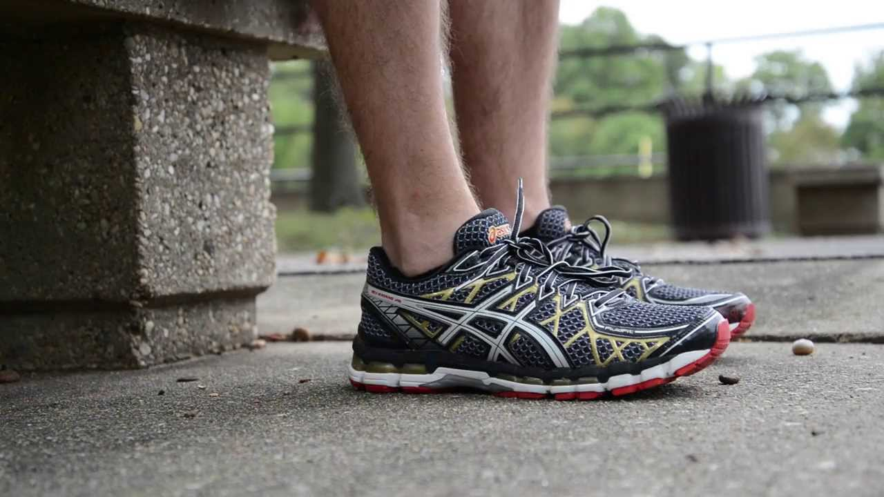 pretty nice 7003e 4589e ASICS GEL-Kayano 20 Running Shoe Review - YouTube