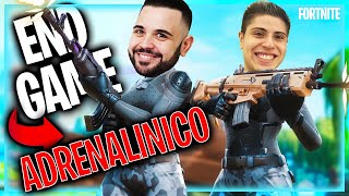 Fortnite : Duo con Kekko con un Finale Pazzesco
