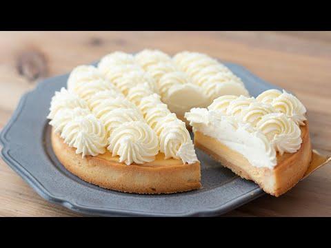 ダブル・チーズタルトの作り方 Double Cheese Tart|HidaMari Cooking
