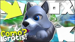 COMO GANHAR o EGG de CACHORRINHO no ROBLOX 😍 - Wolves' Life Beta - Cuddles, The Egg - Egg Hunt 2019