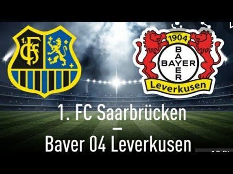 Bayer Leverkusen Saarbrücken