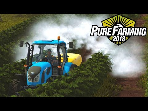 Pure Farming 2018 - First Look - Simul8 [English]