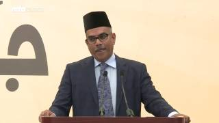 Mujeeb Ijaz - Unified Leadership in Islam - Jalsa Salana West Coast USA 2016