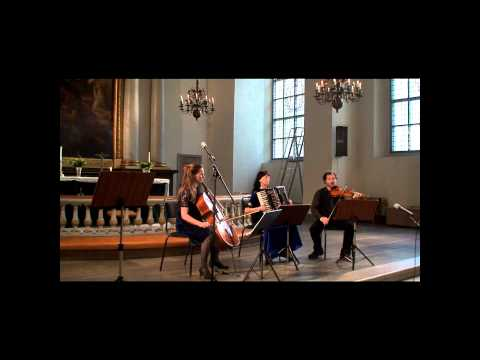 Stahlhammer Klezmer Classic Trio: Bach & tango