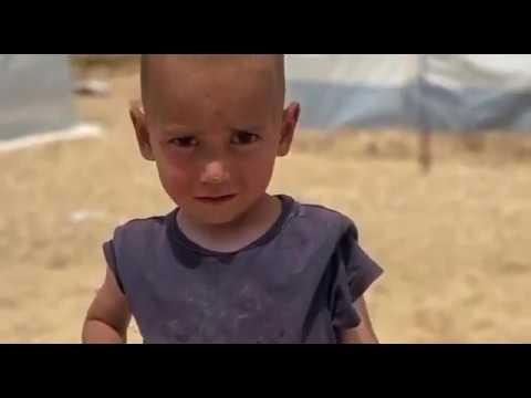 Крик о помощи женщин и детей в лагерях аль-Холь и Родж в Сирии