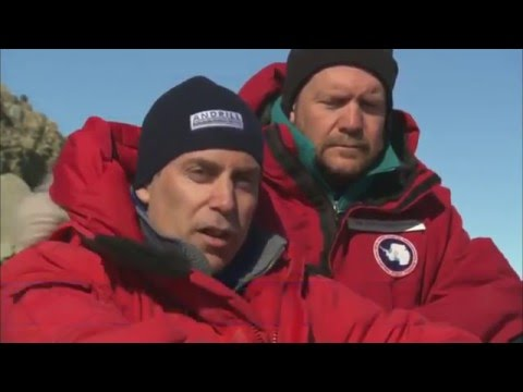 ANTARCTICA SECRETS  Beneath the Ice
