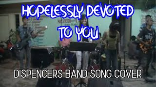 Hopelessly Devoted to you (live cover)