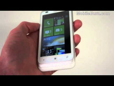 HTC Radar Hands-On and First Look